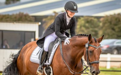 Good News for young dressage riders in Victoria