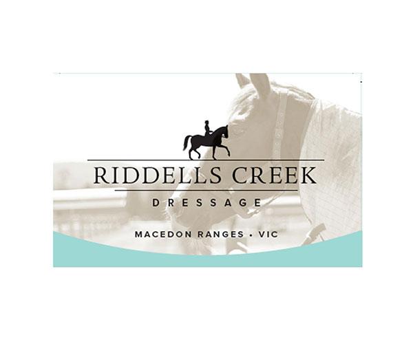 Riddells Creek Dressage